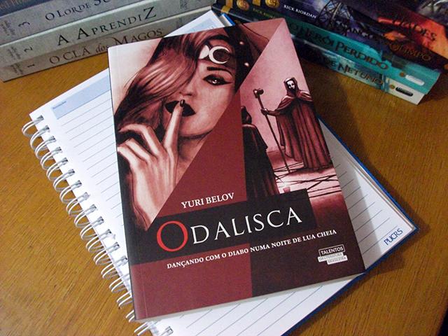 Livro: Odalisca - Yuri Belov