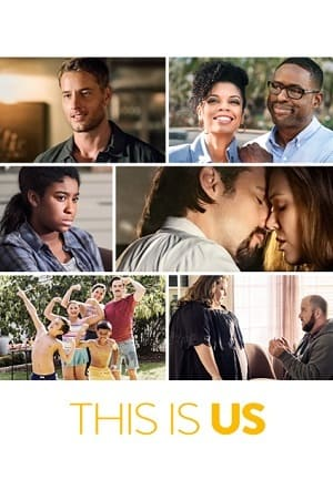 This Is Us - 2ª Temporada Séries Torrent Download capa