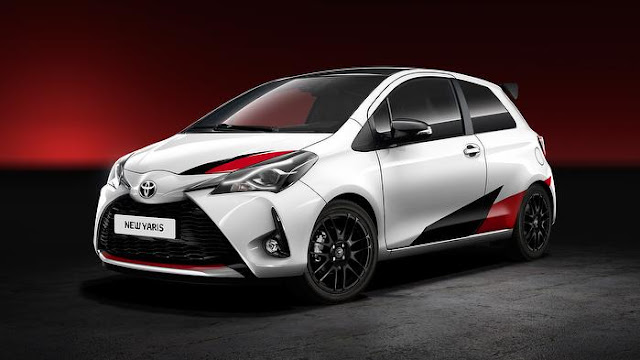 Auto Amar News : Toyota to launch hot hatch version of Yaris