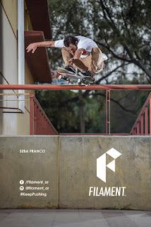 Filament Brand @LoriaSkateShop