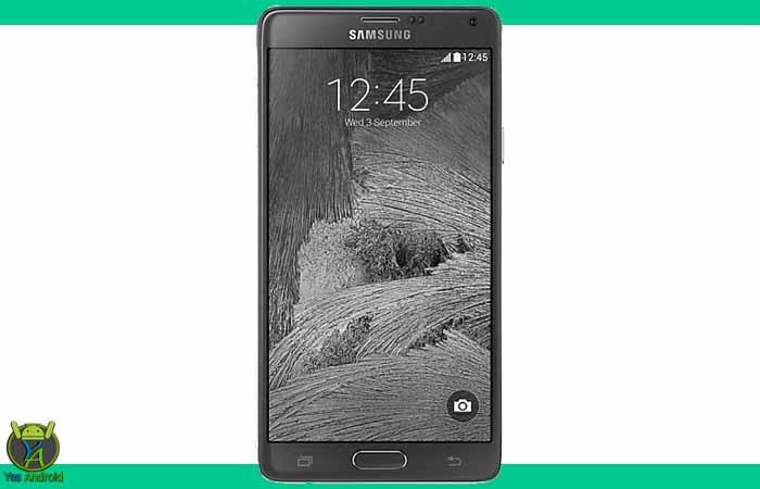 [Update] N910PVPS4DQG1 | Samsung Note 4 SM-N910P