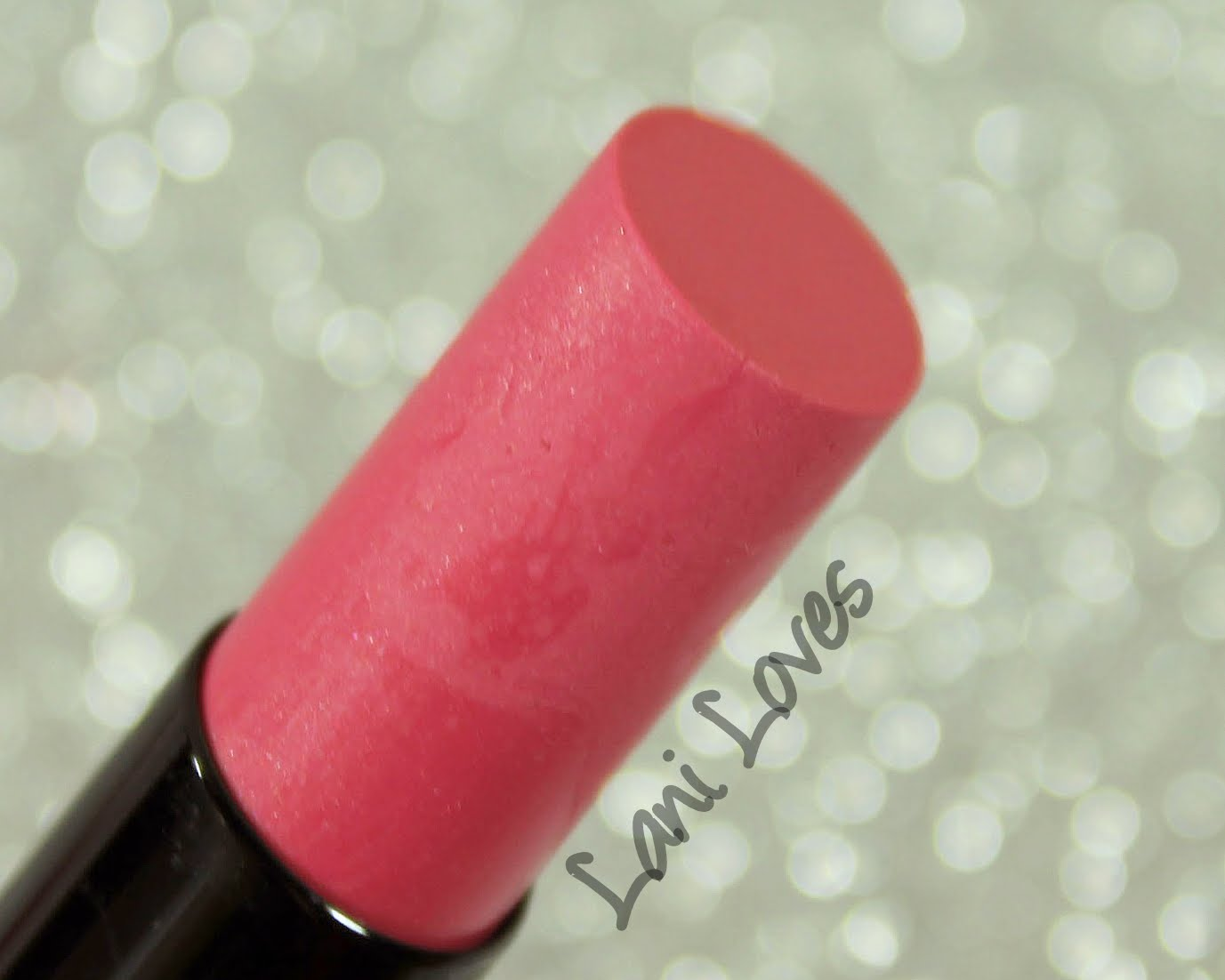ZA Vibrant Moist Lipstick - RS371s swatches & review