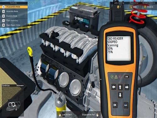 Car Mechanic Simulator 2015 Game