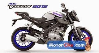Harga New Vixion 2015