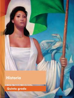 Libro de Texto Historia Quinto Grado Ciclo Escolar 2016-2017