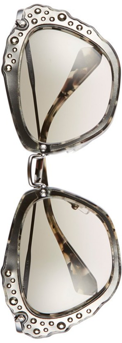 Miu Miu 55mm Sunglasses