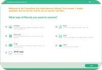 تحميل Any Data Recovery Pro مجانا لاستعادة 550 نوع من الملفات مع كود التفعيل