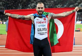 ramil guliyev kimdir, ramil guliyev dünya şampiyonu, 200 metrede altın madalya kazanan, türk atletizm, atletizm dünya şampiyonu