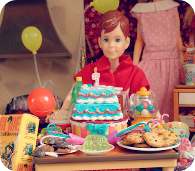 1/6 scale birthday party
