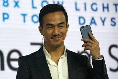 perbisnisan Taiwan yang terkenal dengan desain khas Zen akan merilis smartphone terbaru me Asus Resmi Konfirmasi Jadwal Rilis Asus Zenfone 4