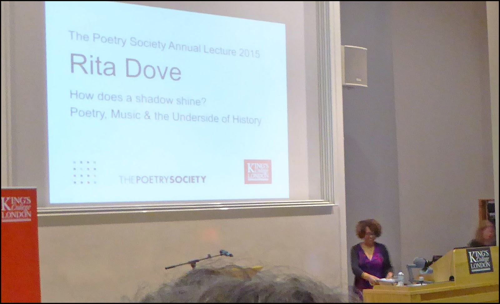 """a literary analysis of the writings of rita dove A whole series of links explore rita dove's poem """"parsley,"""" including her comments about reading it at the white house, an article by helen vendler on this poem's """"redefining of the lyric,"""" and interviews with dove."""