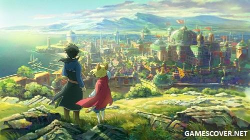 Ni no Kuni 2: Revenant Kingdom Gameplay