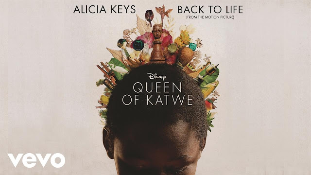 "Alicia Keys lanza nueva canción, ""Back to Life"", y la presenta en ""Today Show""."