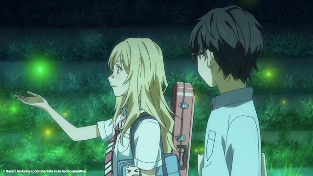 Most romantic anime series