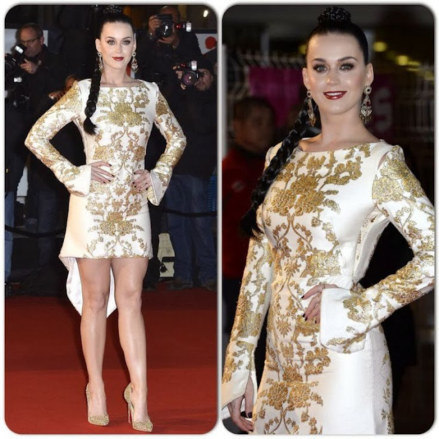 Katy Perry in Osman – 15th NRJ Music Awards