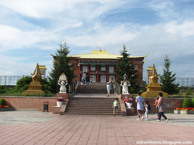 Дацан Ринпоче Багша, Улан-Удэ