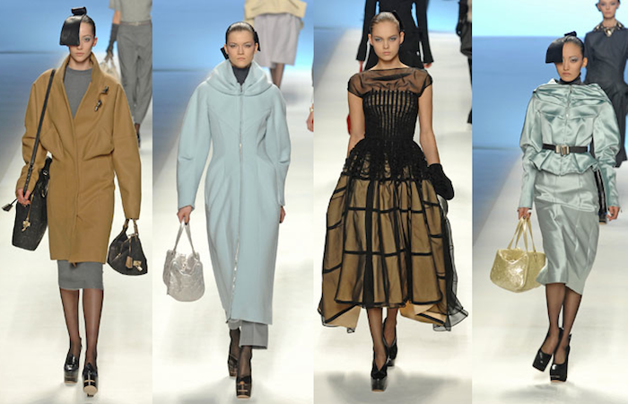 Louis Vuitton by Marc Jacobs FW 2008