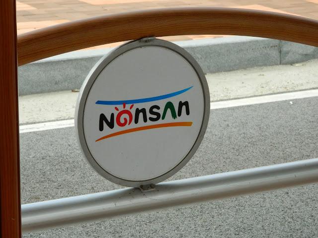Nonsan in Korea