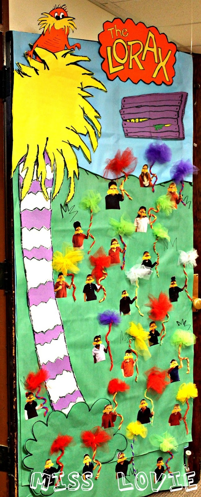 Miss Lovie: Truffula Tree Kids Craft Tutorial and The
