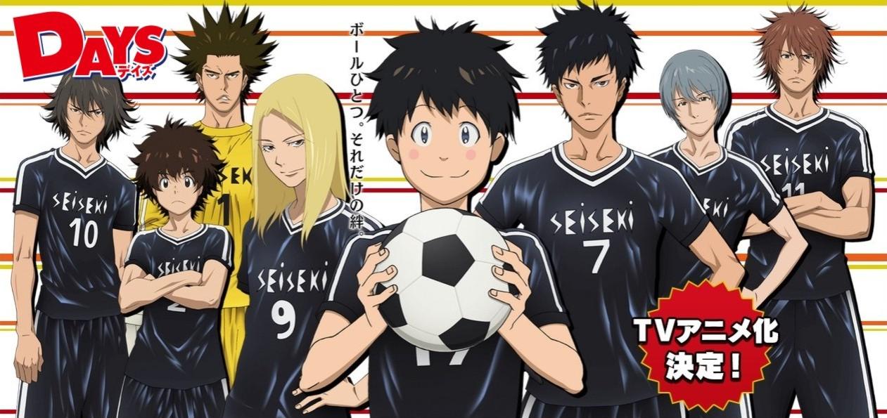 Jadwal Anime Days