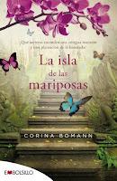 La isla de las mariposas, Corina Bomann