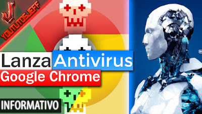 google, google chrome, antivirus