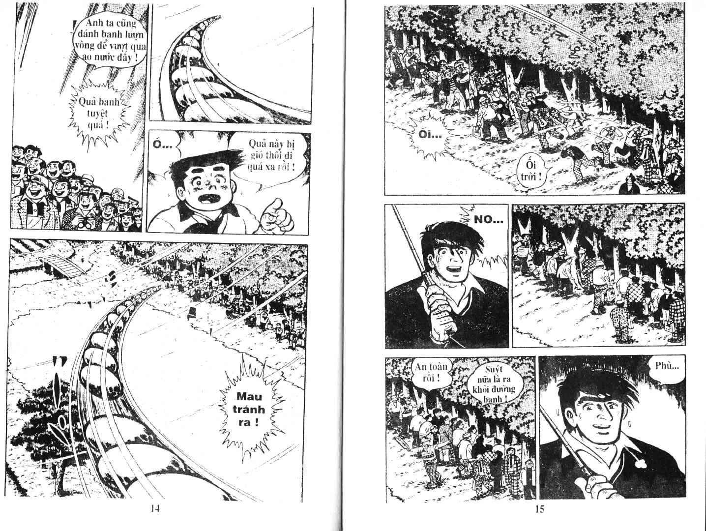 Ashita Tenki ni Naare chapter 47 trang 7