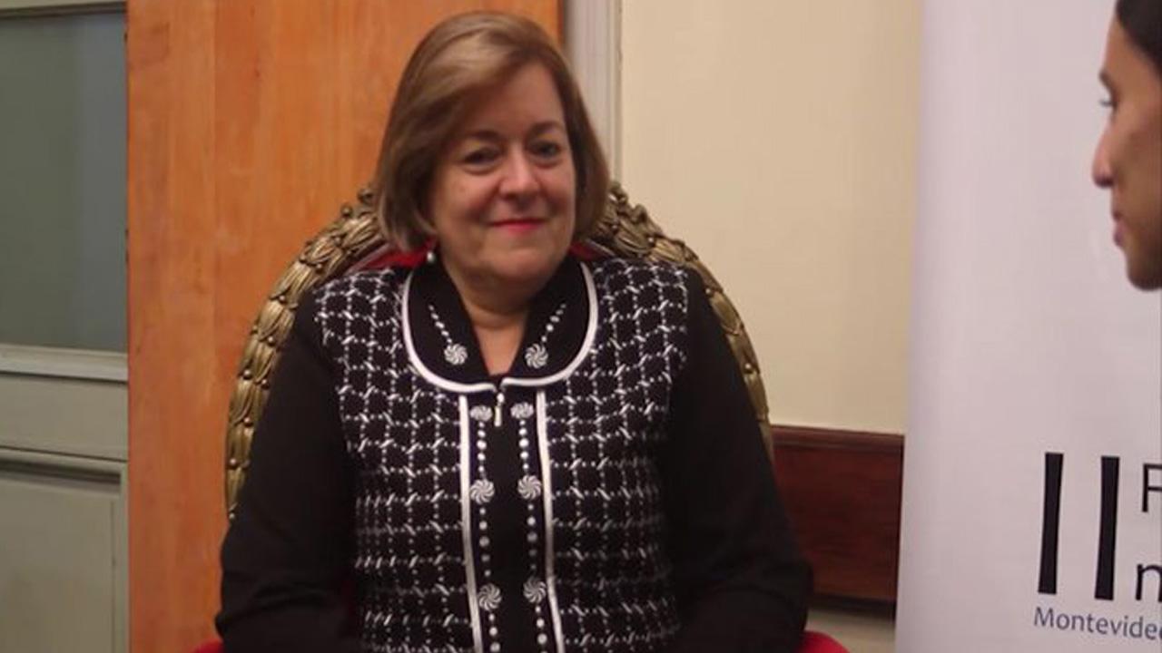 El Partido Comunista Colombiano repudia retención de Gloria Inés Ramírez en México