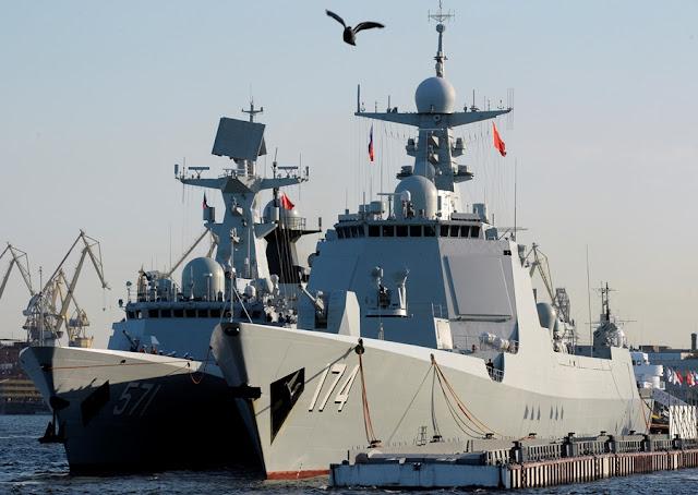 Akankah Terjadi Perang Pasifik?
