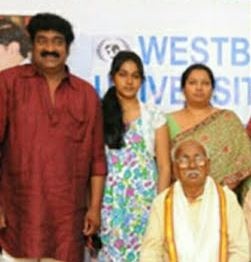 Raghu Babu Family Wife Parents children's Marriage Photos