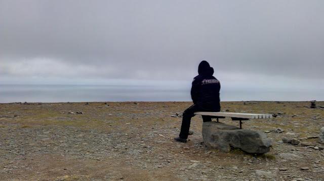 9f6d228dc2a Tuul jäi laskudes vaiksemaks ning külm andis järgi. Ööbimispaigani sõitsime  ca 170 kilomeetrit mööda ranniku serva pehmeid kurve mõnuga võttes.