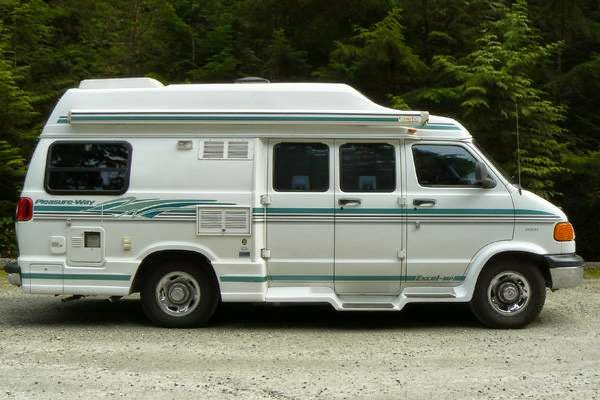 Used Rvs 2000 Pleasure Way Class B Motorhome For Sale By Owner
