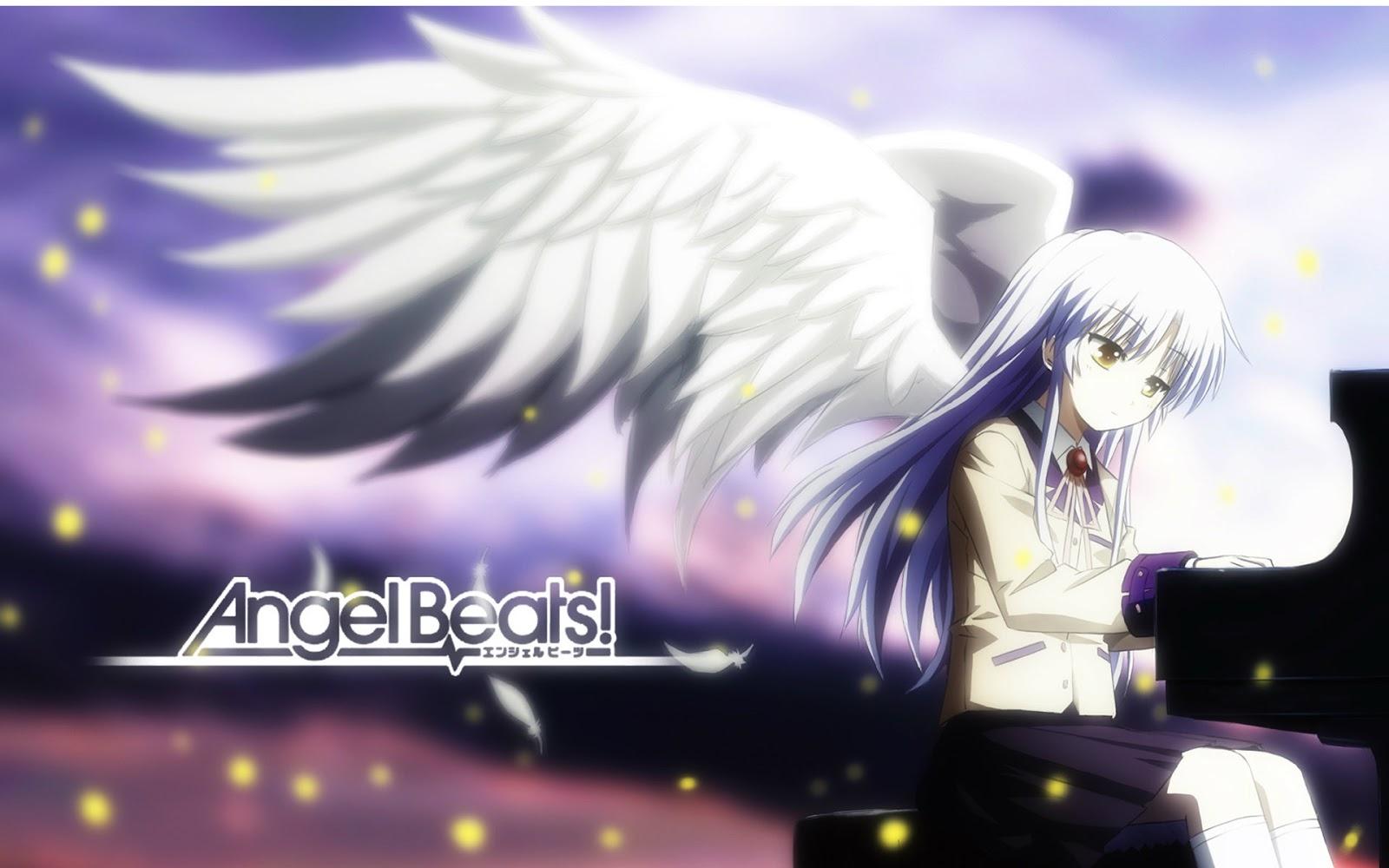 Angel Beats Wallpapers