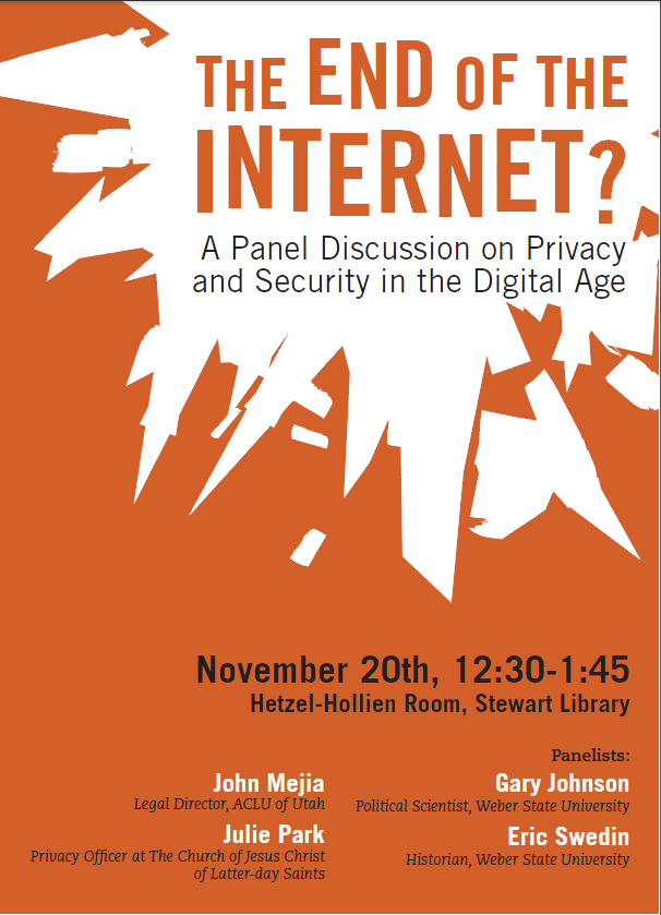 I.T. in the University: Panel Discussion on Security and ...