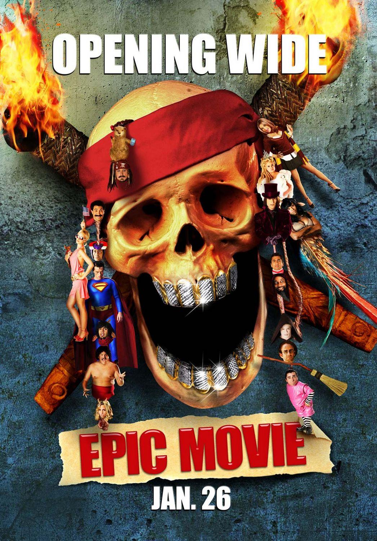 Film Excess: Epic Movie (2007) - Friedberg/Seltzer deliver ...