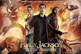 Filem Percy Jackson 2 - Sea of Monsters