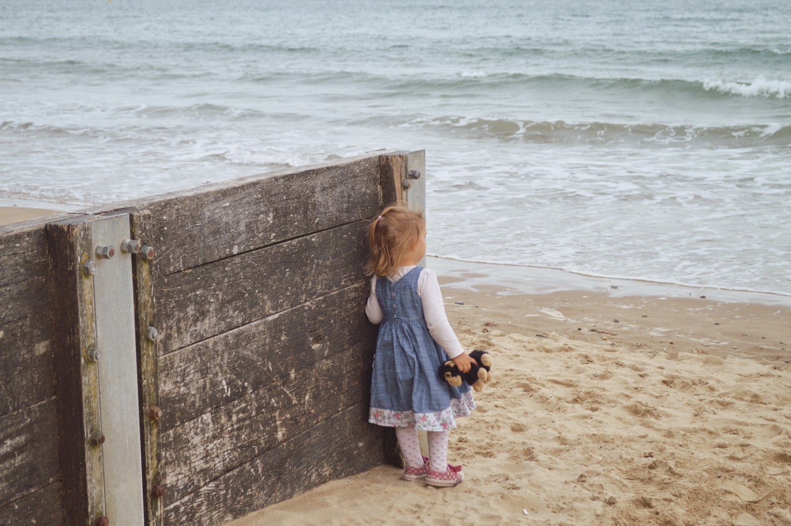 , Exploring Saundersfoot and Rebecca Turns 8!