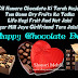 Funny Chocolate Day Hindi Shayari, Whatsapp Status
