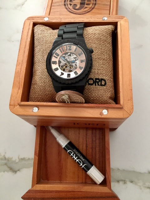 Jord watch box