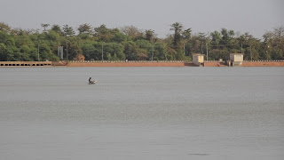 Lake of Burkina Faso