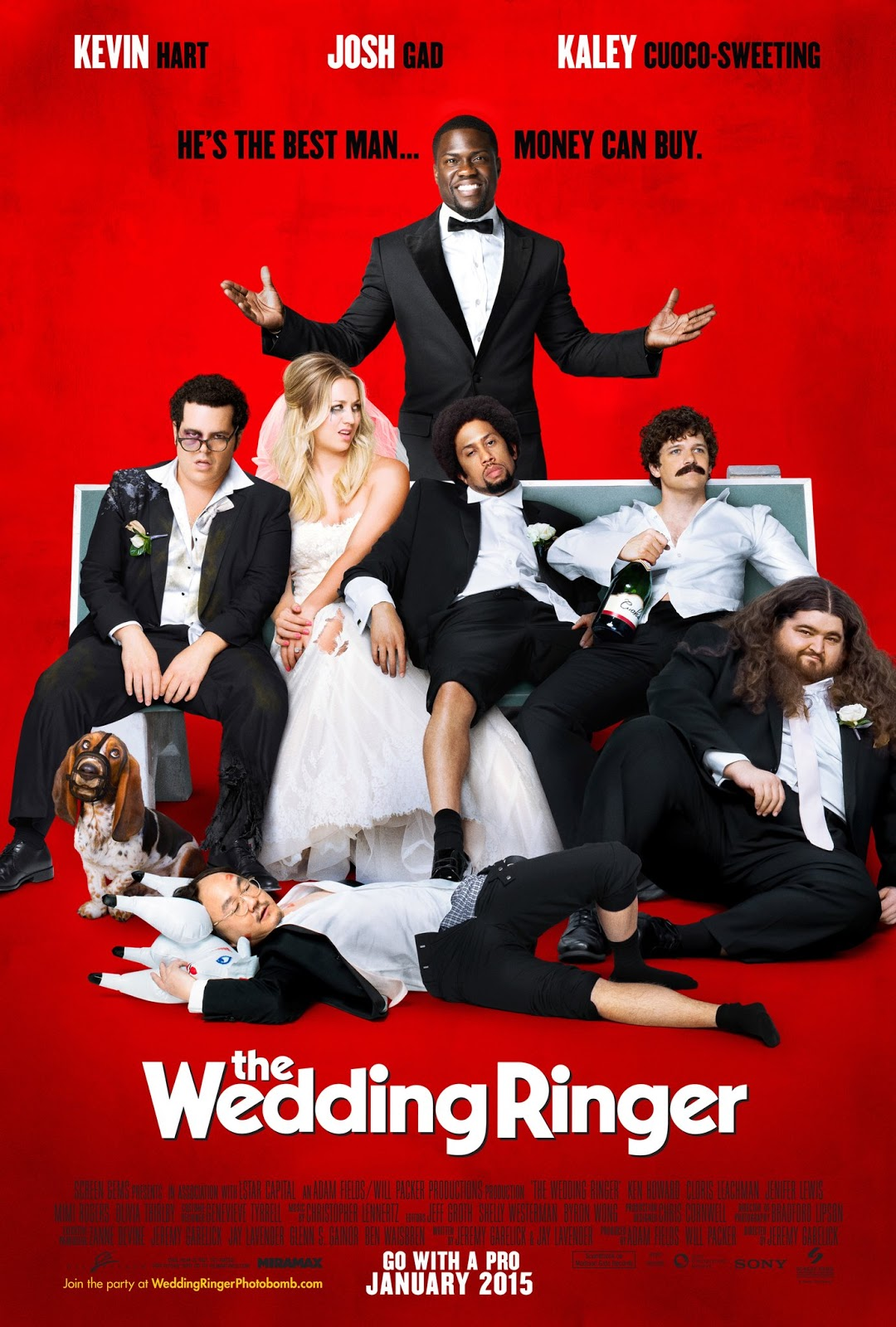 The Wedding Ringer (2015) วิวาห์ป่วน ก๊วนเพื่อนเก๊ [HD][พากย์ไทย]