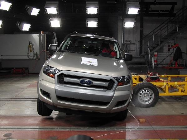 Ford Ranger LatinNCAP