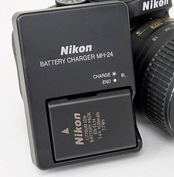 Cara Memperbaiki Battery Kamera Bermasalah