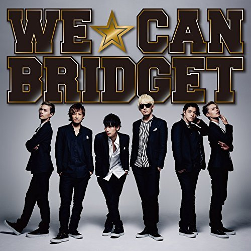 [Single] BRIDGET – WE☆CAN (2016.07.27/MP3/RAR)