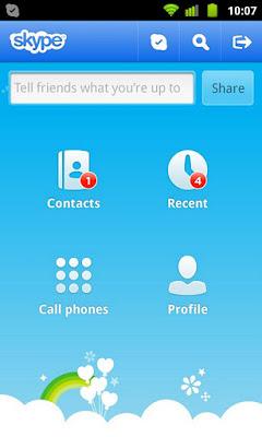 Atualização do Skype traz compartilhamento de arquivo e muito mais para Android 3