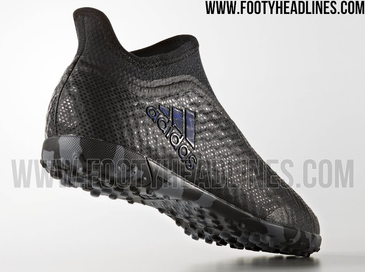 Laceless Adidas X Tango 17+ Purespeed Magnetic Storm Pack Bo