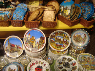 Souvenirs from Rothenburg ob Der Tauber