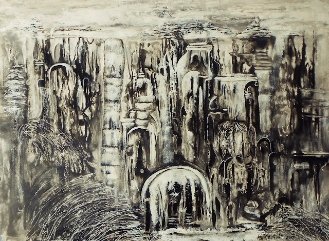 Black And White Design Paintings