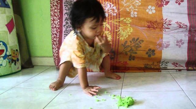 Makanan Jatuh ke Lantai 'Belum 5 Menit'