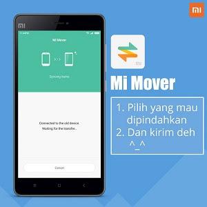 Cara Memindah Data HP Lama ke HP Baru Pada Xiaomi